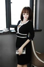 2019 mini poupée sexe adultes 145 cm poupées de sexe en silicone réel avec squelette en métal taille réelle japonais adulte mini réaliste poupées de sexe orales vagin chatte pour homme promotion mini poupée sexe adultes