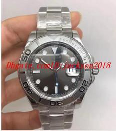 Часы j онлайн-2 стиль роскошные часы JF 116622 40мм ETA.3135 Механизм Синий Люминесцентные Автоматические Сапфировые Спортивные Водонепроницаемые Часы Мужские Часы