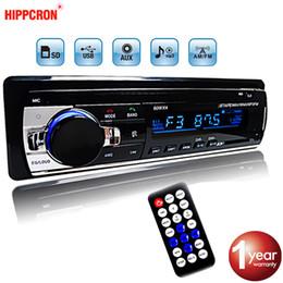 2019 golf gps telefonieren Hippcron Autoradio-Stereo MP3-Player Digital Bluetooth 60Wx4 FM Audio Musik USB / SD mit im Schlag-AUX-Eingang