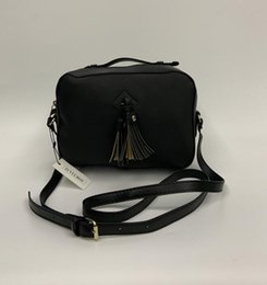 Bolso Soho de cuero para mujer Bolso bandolera disco Bolso pequeño bolso de cámara cuadrado 1818 desde fabricantes