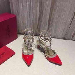 94c404f5c0fb17 schuhe sandale einkaufen Rabatt Hochwertige Schuhe mit hohem Absatz im  Frühjahr und Sommer Baitie Shopping Freizeit