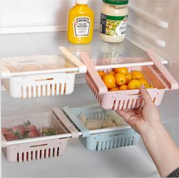 Plastik Buzdolabı Depolama Sepeti Gıda Çekmece Teleskopik Saklama Kutusu Mutfak Eşyalar Toplama Sepeti Buzdolabı Saklama Kutusu nereden