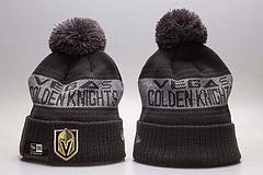 chapeaux en tricot pour enfants en gros Promotion Nouveau Style 2018 NHL CHICAGO BLACKHAWKS bonnet bonnet casquette de base-ball hiver équipe bonnet brodé occasionnels