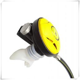 mergulho livre Desconto Mergulho Regulador Respirador Respirador de Pressão Secundária Respirador Mergulho Boca Boca Equipamentos de Mergulho Ajustável Explorer Frete Grátis