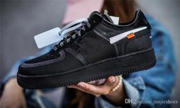 2019 alto invierno cortar zapatos corrientes nuevos zapatos de aire apagados Designer 2.0 Volt blacke blanco verde x limitado forzado para hombre 1 zapatillas de deporte bajas zapatillas con caja