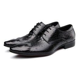 Deutschland Oxfords Männer Schuhe bequemes echtes Leder Brautkleid italienische Marke Designer formale Business-Schuhe supplier comfortable dress shoe brands Versorgung