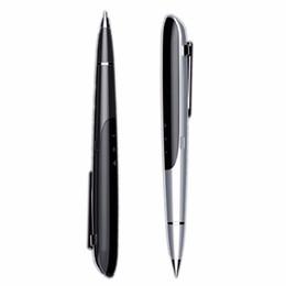 Ditofono nascosto online-Q9 16GB Display a LED Penna per registratore digitale Penna per registratore vocale audio digitale nascosta con audio digitale Lettore MP3 da dittafono professionale