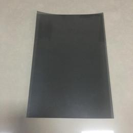 30 * 20 см горизонтальная 90 градусов Линейная поляризованная пленка, клей / не клей линейный поляризатор фильтры поляризации пленки листов от