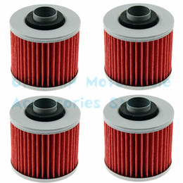 1987 motorcycles Coupons - Motorcycle Oil Filter Moto HF145 Filters For Yamaha XV700 1984-1987 XTZ750 Super Tenere 1990-1997 XV750 1981-1983 Virago 92-99