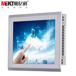 Панель vga lcd онлайн-panel waterproof IP65 10/9.7 inch touch screen monitor lcd PC display/Industrial Steamship, railway, airp/hdmi DVI/VGA/DC/USB
