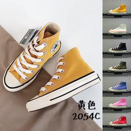 Chuck Tay Lor Tout concepteur étoile planche à roulettes en toile Converse1970 chaussure pour enfants chaussures plates Haut Top Classique Enfants