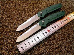 """Canada Couteau pliant Osborne Classic 940 BM-940 S, lame mixte 3.4 """"S30V Satin, Tanto inversé modifié; double goujon ambidextre, 6061 T- Offre"""