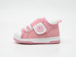 nouvelles chaussures à glissière pour garçons Promotion Jeff Sneaker Unisexe Petits Enfants Mode Casual Sneaker mignon rose 2019 nouveau Babyshoes confortable léger anti-slip