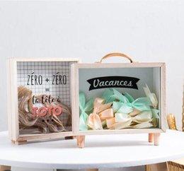 Estilo nórdico creativo simple habitación de las niñas decoraciones adornos alcancía almacenamiento de escritorio personalidad muebles desde fabricantes