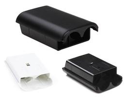 2019 пыль ps4 Высокое качество AA аккумулятор обложка Shell Shield держатель Case Kit для Xbox 360 беспроводной контроллер запасные части для ремонта
