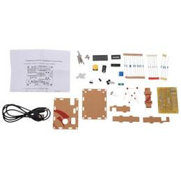 cristalli di frequenza Sconti 1 set Contatore del contatore di frequenza DIY Tester 1Hz-50MHz