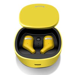 cuffie nascoste Sconti Mini auricolari nascosti A2 Auricolari wireless Tws Auricolari Bluetooth 5.0 Auricolari Cuffie per Iphone X 8S MAX SAMSUNG