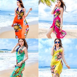 cca313b8f5a25 Beach Cover Up Bikini Crochet Knitted Tassel Tie Beachwear Summer Swimsuit  Cover Up Sexy See-through Beach Dress