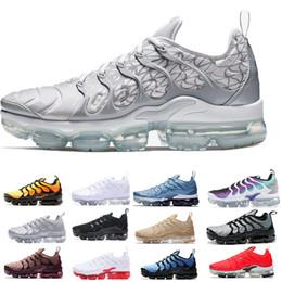 low priced edc2c 30c1f 2019 zapatillas de deporte para hombre de trabajo 2019 Olympic TN Plus  Hombres Mujeres Zapatos Corrientes
