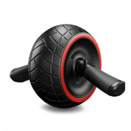 Ejercicio rueda del vientre Rueda de rebote Rueda de goma Rodillo abdominal Ejercicio de entrenamiento de los músculos abdominales aptitud de una sola rueda desde fabricantes