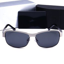 Audi 554 Cubojue Gold Polarized Sunglasses Uomo Donna Aviation Black Brown Occhiali da sole per uomo Driving Anti Polar Donna Occhiali da sole vintage da audi gold fornitori