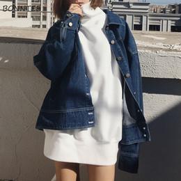mujeres coreanas del estilo de la sudadera con capucha Rebajas Sudaderas con capucha de las mujeres de invierno más grueso más terciopelo cuello alto caliente simple Todo-fósforo jerseys estilo coreano suave ropa para mujer elegante