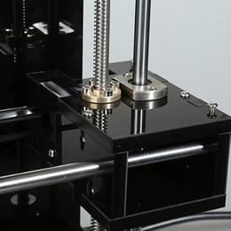 2019 repus prusa i3 kit NEUE ANKUNFT 3d-Drucker diy Anet A6 Einfache Montage Präzision Reprap Prusa i3 3D Drucker Kit DIY Mit Filament 16 GB LCD-Bildschirm günstig repus prusa i3 kit