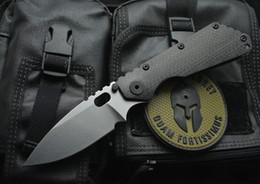 Strider alta qualidade faca ao ar livre tático dobrável faca de caça de acampamento sobrevivência sabre lâmina tático auto-defesa Hot Favorita de Fornecedores de facas de fanfarrão