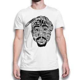 b9901439b8fff 2Pac Lyrics Art T-shirt