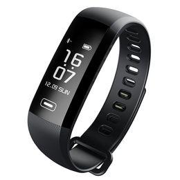 2019 m2 mètre M2 Pro Bluetooth 4.0 Bracelet Smart Fitness Tracker Bracelets Fréquence Cardiaque Montre De Pression Artérielle Montre Pulse Mètre Oxygène Étanche Pour IOS Android m2 mètre pas cher