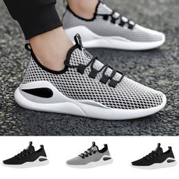 2019 летние велосипедные туфли Новые Мужские туфли Mesh Shoes Спорт на досуге Дышащие летом Дышащие Велоспорт Женщина / Мужчины кроссовки дешево летние велосипедные туфли