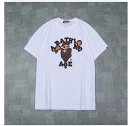 Imprimir xx online-Camiseta de manga corta con cuello redondo para hombre, 95% Algodón, zapatos grandes impresos, talla M-XX, apta para el uso diario en verano