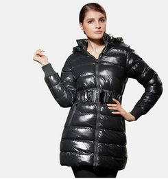a961506e667 Down jacket female 2019 new Cold-proof down cotton fashion coat cotton  padded warm lacing women s cotton clothing