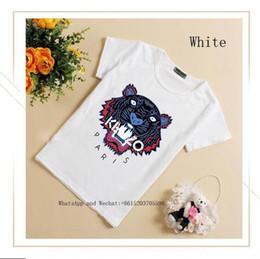 2019 logotipos de dinheiro 2019 verão Blusas T T-shirt Camisa Penteado de Algodão Monocromático menino Dinheiro Fino de Manga Curta Logotipo Personalizado Roupas de Classe logotipos de dinheiro barato