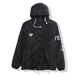 chaqueta de viaje yeezus Rebajas 2019 Libre chaqueta KANYE WEST Hombres Hip Hop Chaqueta cortavientos MA1 Pilot Mens Chaquetas Tour YEEZUS Season Y3 Coat tamaño EE.