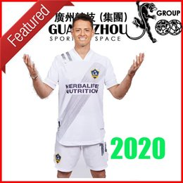 2019 camiseta de santa cruz 14 Chicharito 2020 LOS ANGELES GALAXY camisa de futebol Início J.DOS SANTOS 2021 LA Galaxy 20 21 Pavon KAMARA MAN KIDS camisas de futebol Tailândia