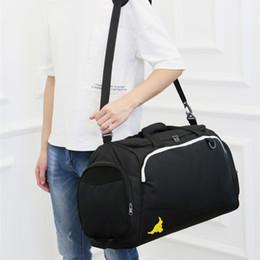 Мужская нейлоновая сумка онлайн-2019 мужчин UA дорожная сумка дорожная сумка под водонепроницаемой нейлоновой сумкой на плечо сумки большой емкости на открытом воздухе спортивная сумка камера хранения