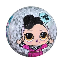 2019 resina bjd nuovo funko pop 10cm Bffs bambola in edizione limitata Magic Egg Ball Action Figure Toy Kids Regali di Natale per ragazzi e ragazze Nessuna scatola UPS