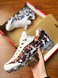 size 40 b47b5 81316 2019 New Air Hommes Casual Running Designer Chaussures 95 Sport entraîneur Hommes  Noir Or Rouge Pur Blanc Maxes Zapatos Pas Cher Randonnée Jogging Baskets