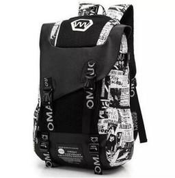 Горячие продажи холст большой емкости рюкзак популярные школьные сумки студент водонепроницаемый ноутбук сумки путешествия кемпинг сумки подарок на День Рождения Бесплатная доставка от Поставщики краска камуфляж