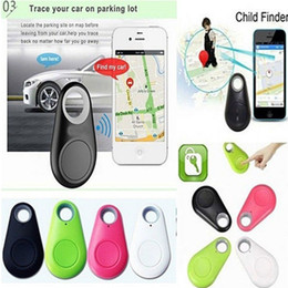 cell phone theft alarm Coupons - Hot selling Anti-Lost Theft Device Alarm Bluetooth RemoteTracker Child Pet Bag Wallet Key Finder Phone Box free shipping