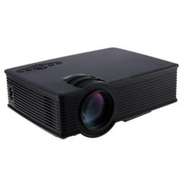tela cheia do projetor do hd Desconto GP-9 Home Theater Portátil 2000 Lumens Suporte 1920 x 1080 Pixels Multimedia Projetor HD LCD