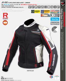мотоцикл гоночный костюм Скидка 2017 новый маленький JK-092 мотоцикл беговых мотоцикл гоночная куртка Костюм Рыцарь езда куртка JK