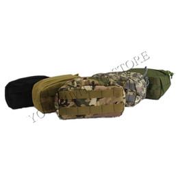 poche à outils molle Promotion Poche utilitaire tactique EDC Gadget Tool First Aid Sac à dosVest Sac CP Camo # 359462