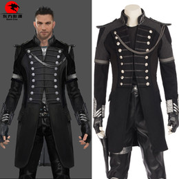 Cosplay fantasia final on-line-DFYM Kingsglaive Final Fantasy XV FF15 Nyx Cosplay Ulric