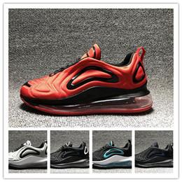 promo code 74daf 61e63 Acheter Nike Air Max Designer 720s Enfants Chaussures De Course Enfants  720s Chaussure Infant Respirant En Plein Air En Plein Air Athlétique Garçon  Filles ...