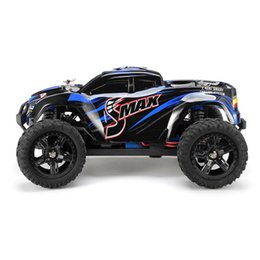 off road truck toy Promo Codes - Remo 1631 1  16 2 .4g 4wd Brushed Off -Road Monster Truck Smax Rc Remote Control Toys With Transmitter Rtr