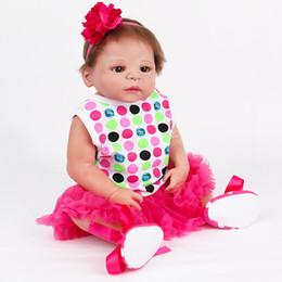 KAYDORA 22 pulgadas 55 cm de Cuerpo Completo de Silicona Muñecas Reborn Baby Alive Realistas Muñecas Realistas Juguetes de Niña Regalo de Cumpleaños Para Niños desde fabricantes