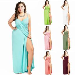 Vestido de uma peça de praia wrap on-line-2019 Mulheres Sexy Verão Maiô Bikini Cover Up Beach Dress Plus Size Envoltório Swimwear Beachwear Férias Macias Um Pedaço