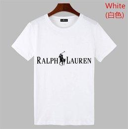 Рубашки поло онлайн-Классический стиль POLO Ralph дизайн рубашка поло хлопок двойная пряжка повседневная тенденция мода авангард мужская рубашка поло мужская футболка